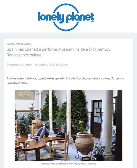 Article en ligne publié par lonelyplanet.com, JAMES MARTIN, 14 Mars 2017